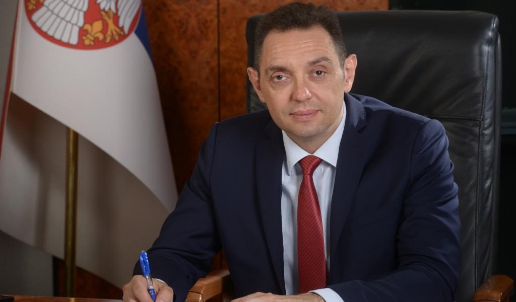 Ministar Vulin: Izazivanje panike je podlo pa i kada nije kažnjeno