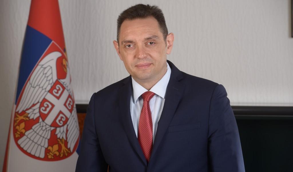 Министар Вулин: Једино политика председника Вучића води ка решавању косовског проблема