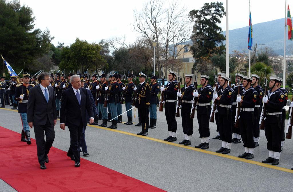 Министар Родић у посети Републици Грчкој