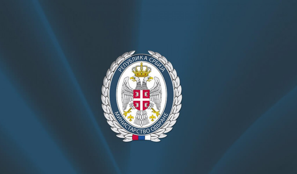 Војска гаси пожар код Кладова