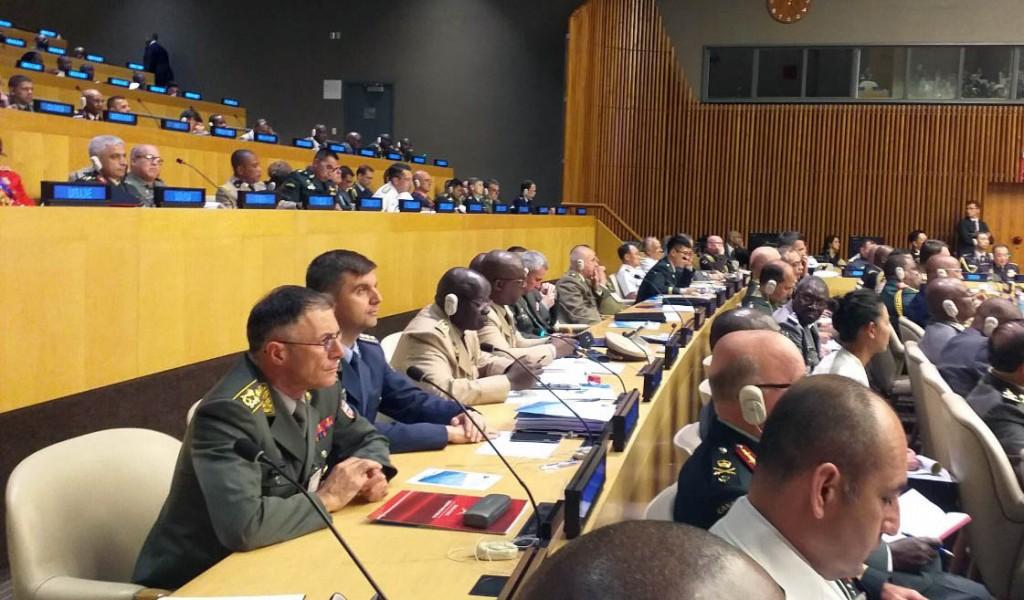 General Mojsilović na konferenciji kontributora snaga UN u Njujorku