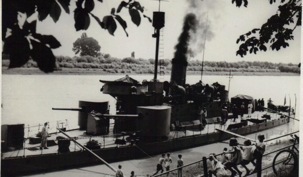 Restauracija rečnog monitora Sava
