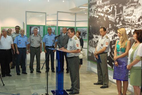 Отворена је изложба Посете познатих личности Војном музеју