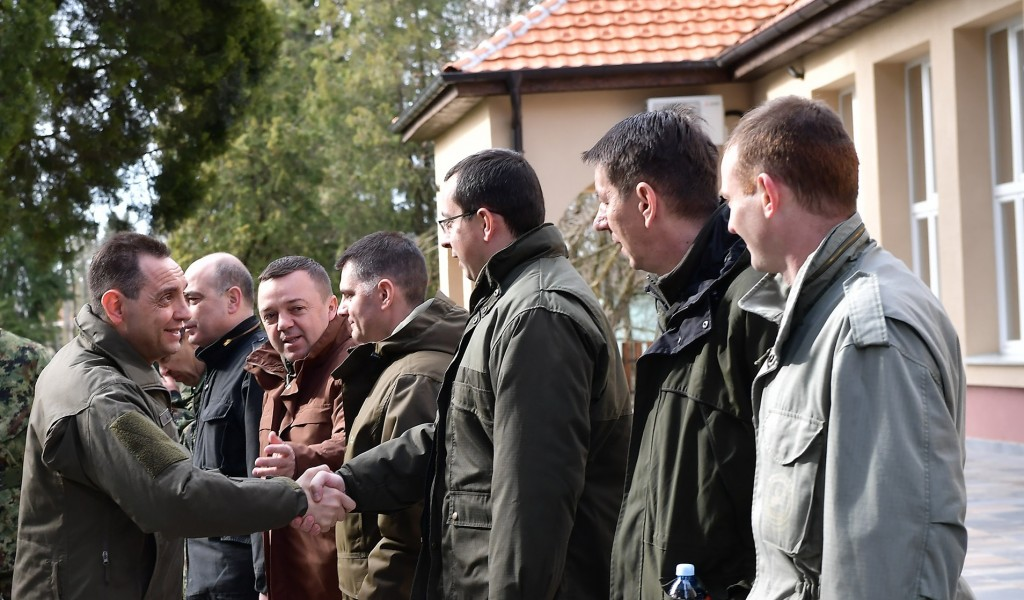 Сарадња Министарства одбране са ЈП Србијашуме и Ловачким савезом Србије