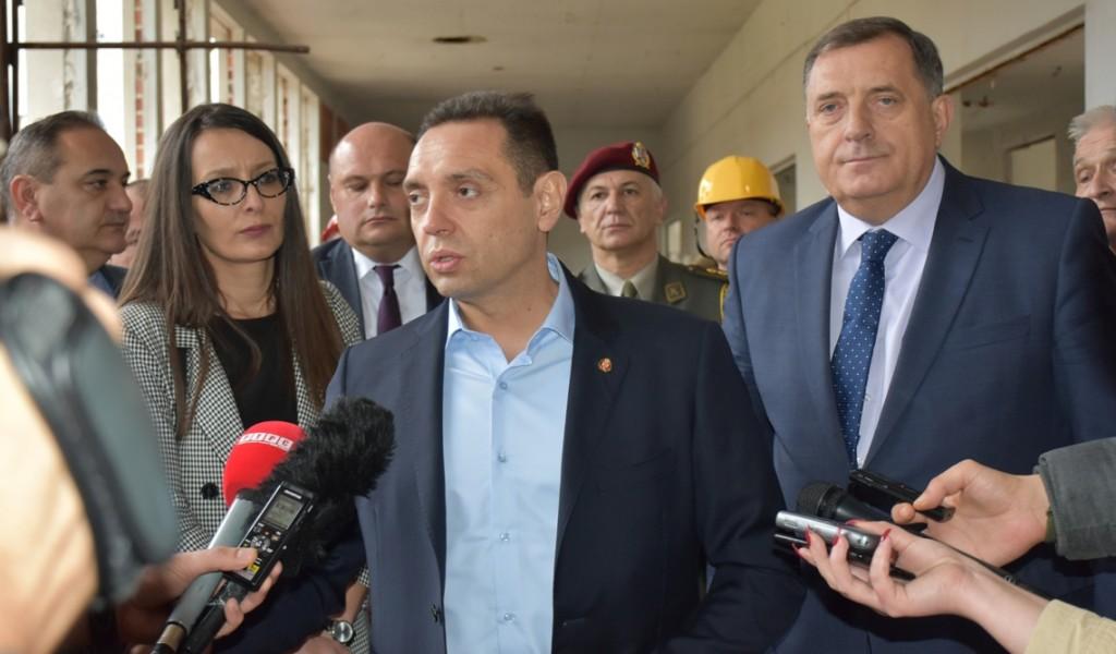 Министар Вулин Односи Србије и Српске сада су најснажнији
