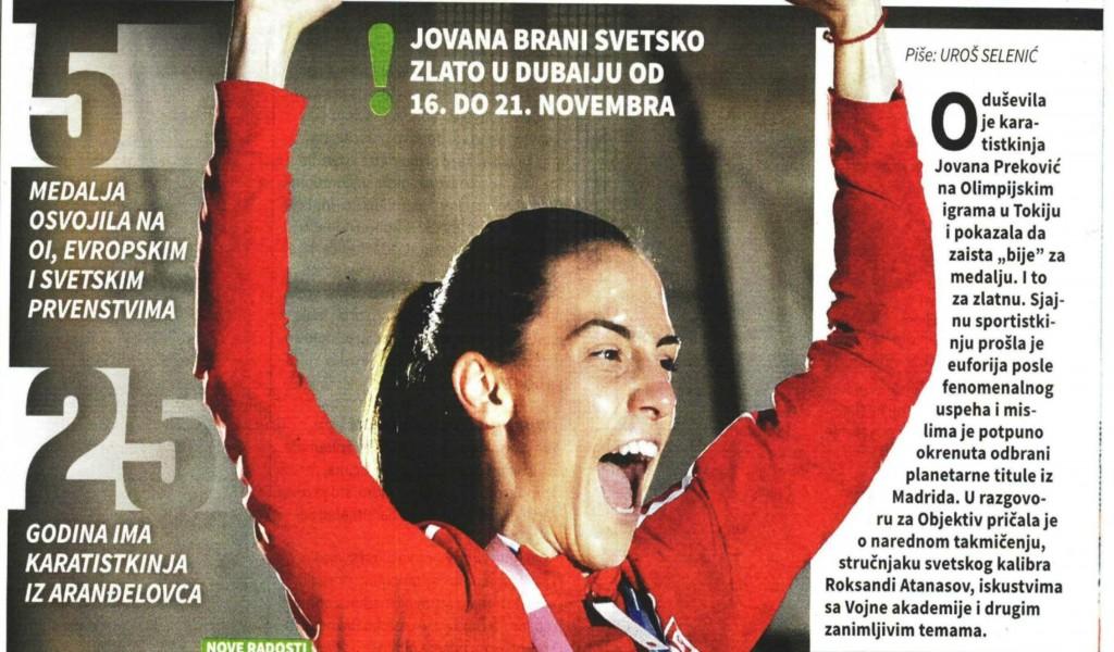 Objektiv Dad no longer bets with Private Jovana