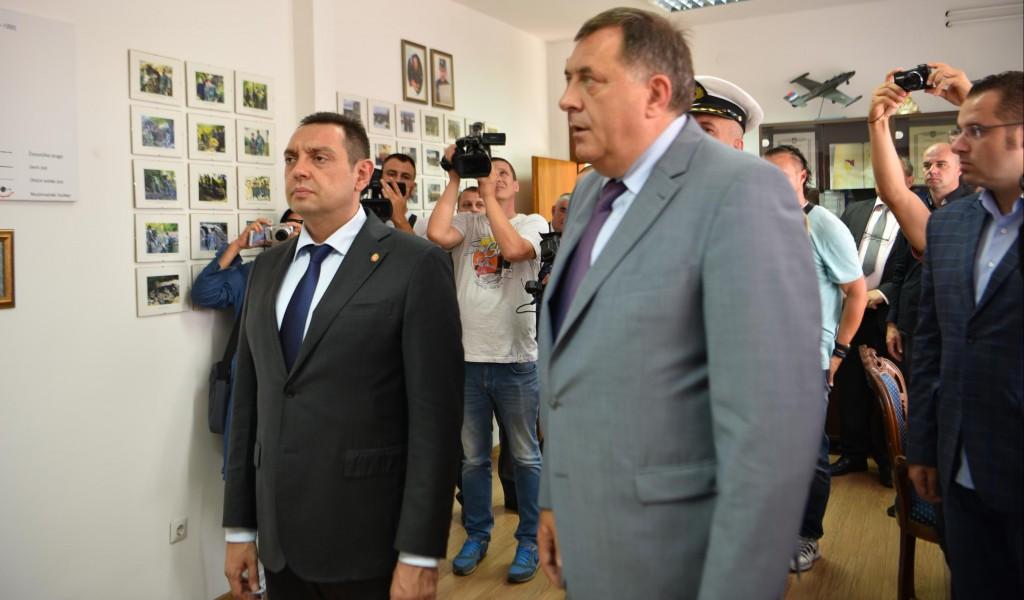 Министар Вулин: Док Вучић води Србију, Српска може да буде спокојна