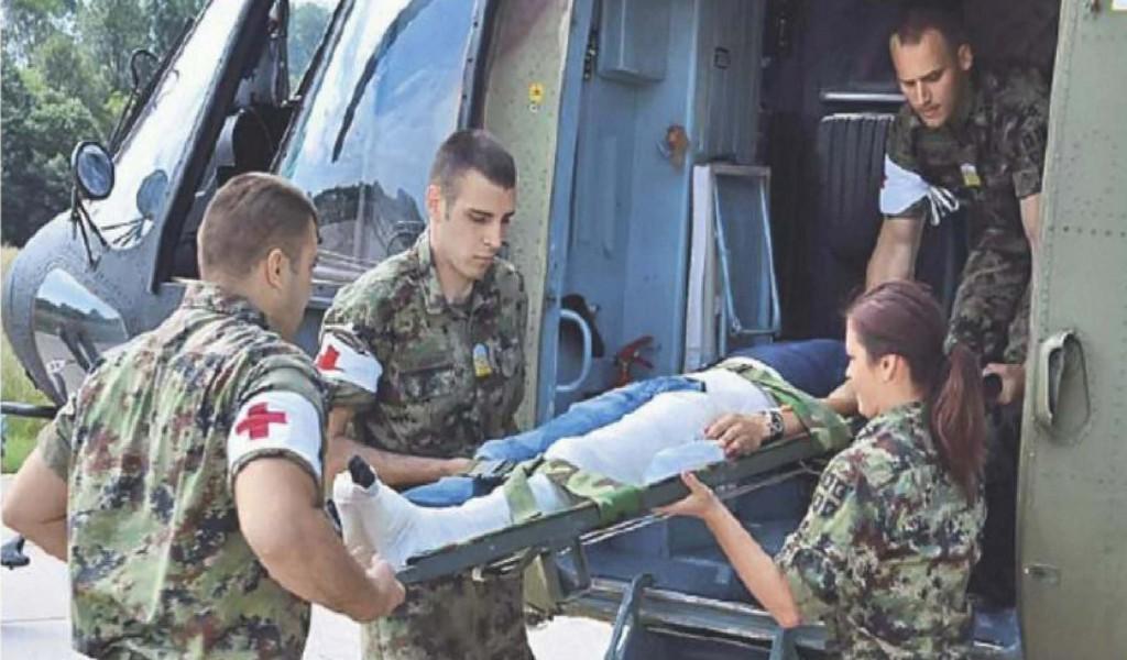 Posle odsluženog vojnog roka posao