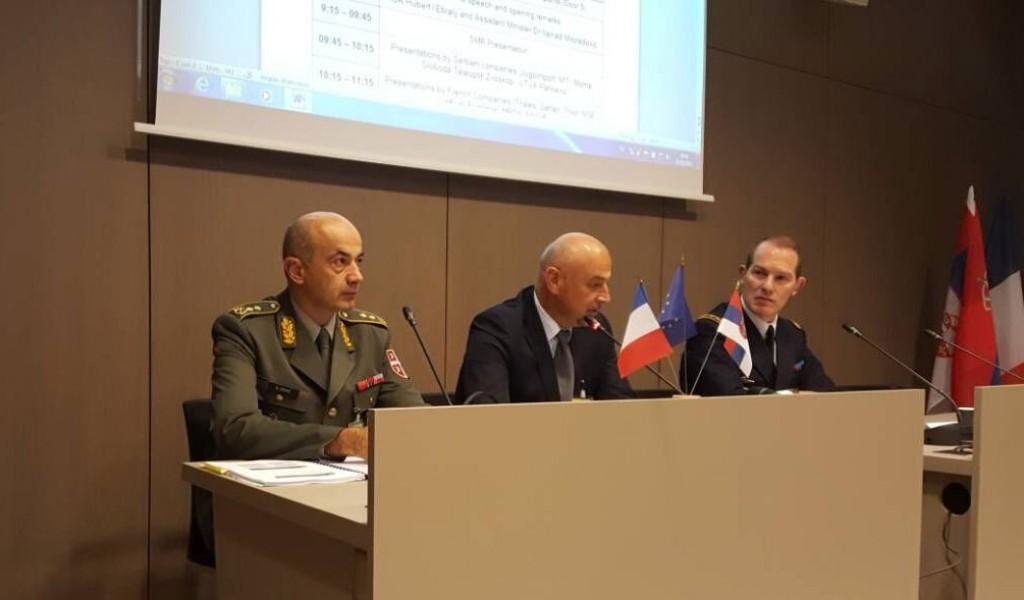 Наставак успешне сарадње француских и српских одбрамбених индустрија
