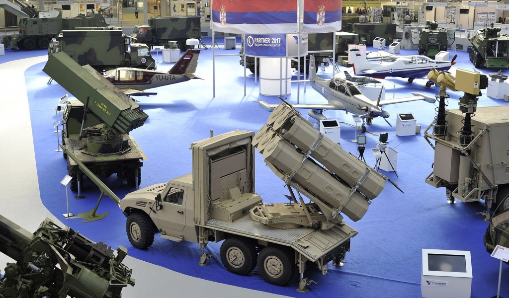 New Exhibition of Arms and Military Equipment at Partner 2019