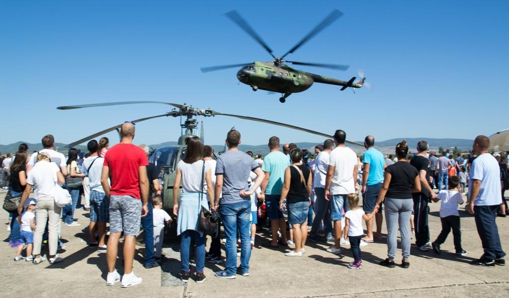 Otvoreni dan na niškom vojnom aerodromu