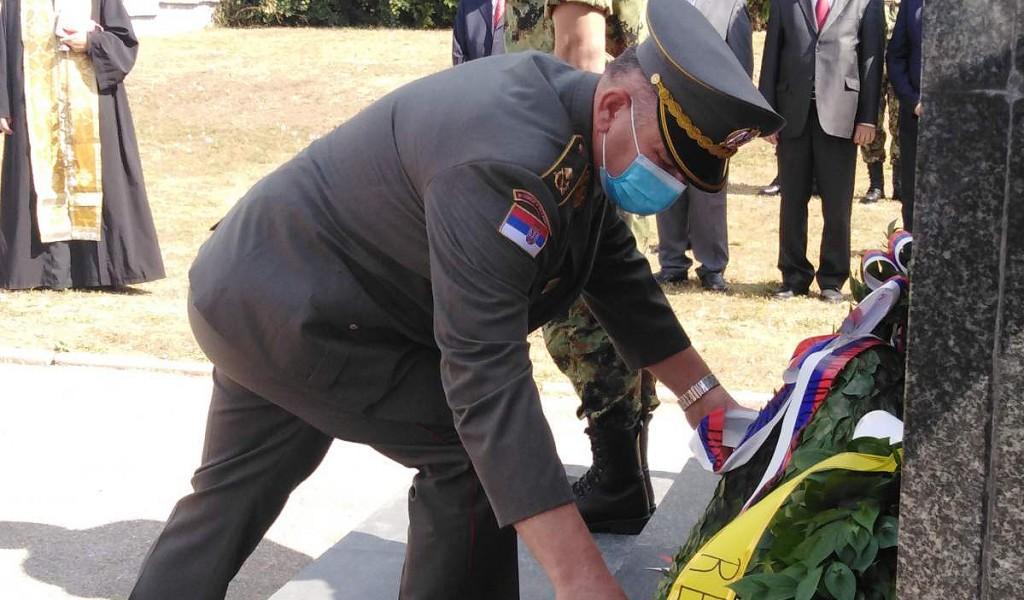 Дан сећања на српске и грчке војнике страдале у Првом светском рату