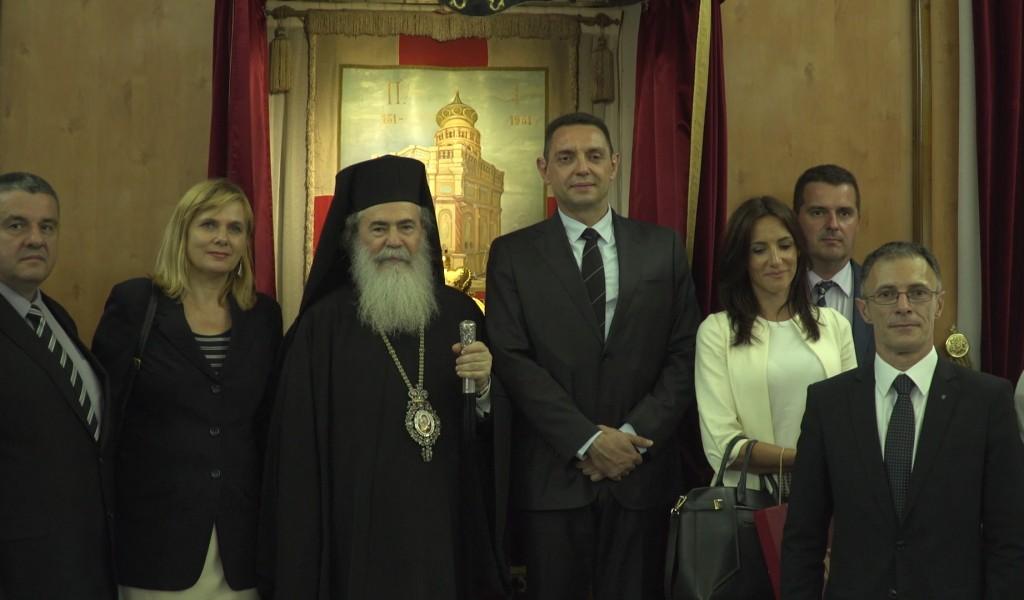 Подршка Израела Србији
