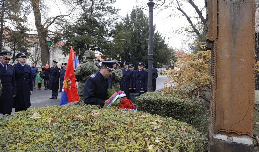 Обележено тридесет година од страдања посаде авиона АН 12 у Јерменији