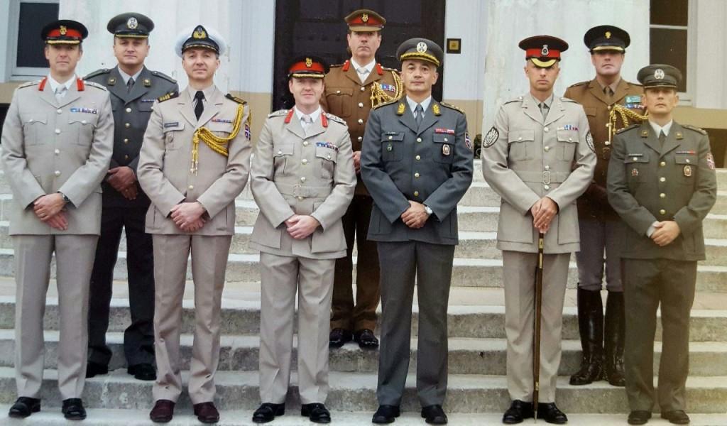 Poseta Kraljevskoj Vojnoj akademiji Velike Britanije Sandhurst