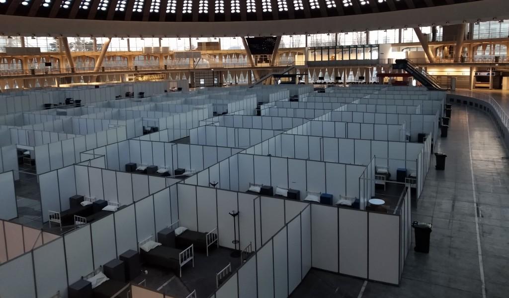 Привремена болница на Београдском сајму испуњава услове Правилника