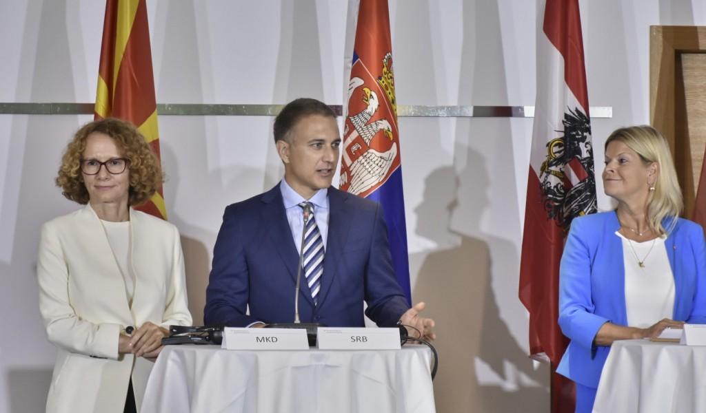 Министар Стефановић на Конференцији Грац формата Србија своју будућност види у Европској унији