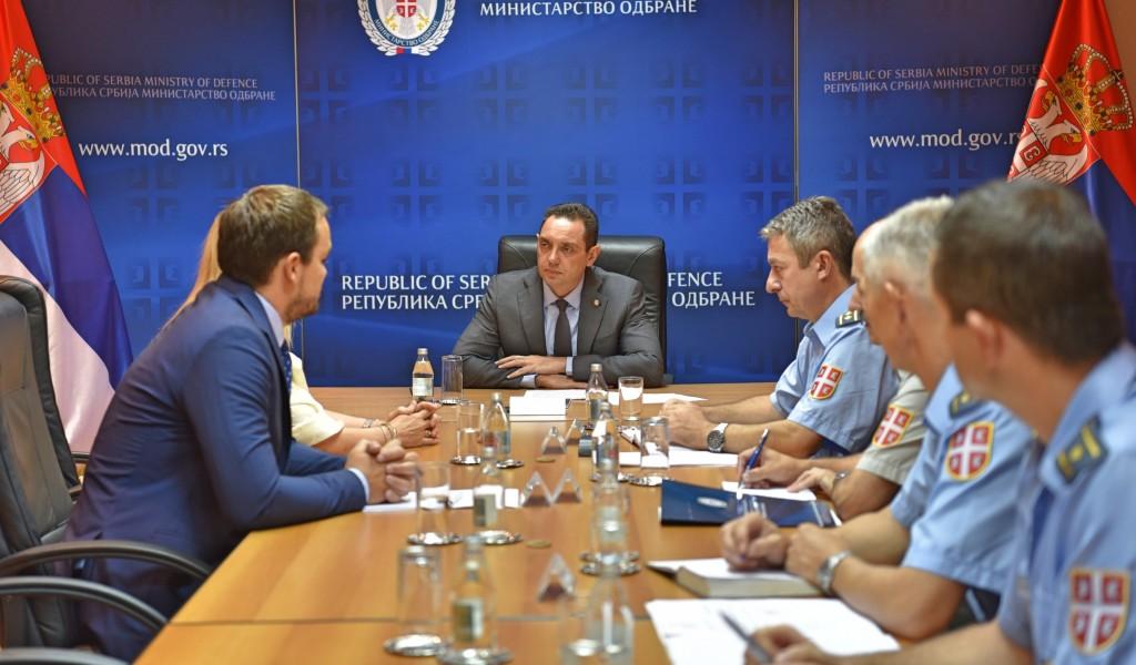 Saradnja sa Direktoratom civilnog vazduhoplovstva