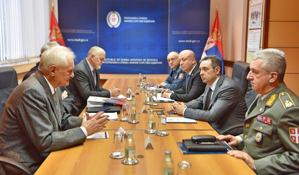 Klub generala i admirala podržava jačanje Vojske Srbije