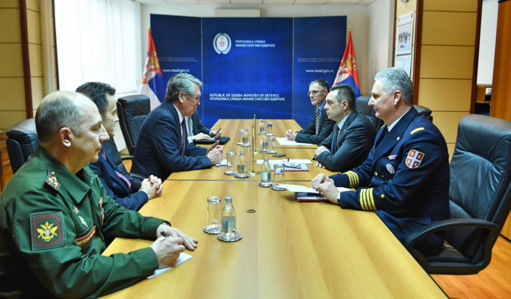 Even More Successful Cooperation with the Russian Federation