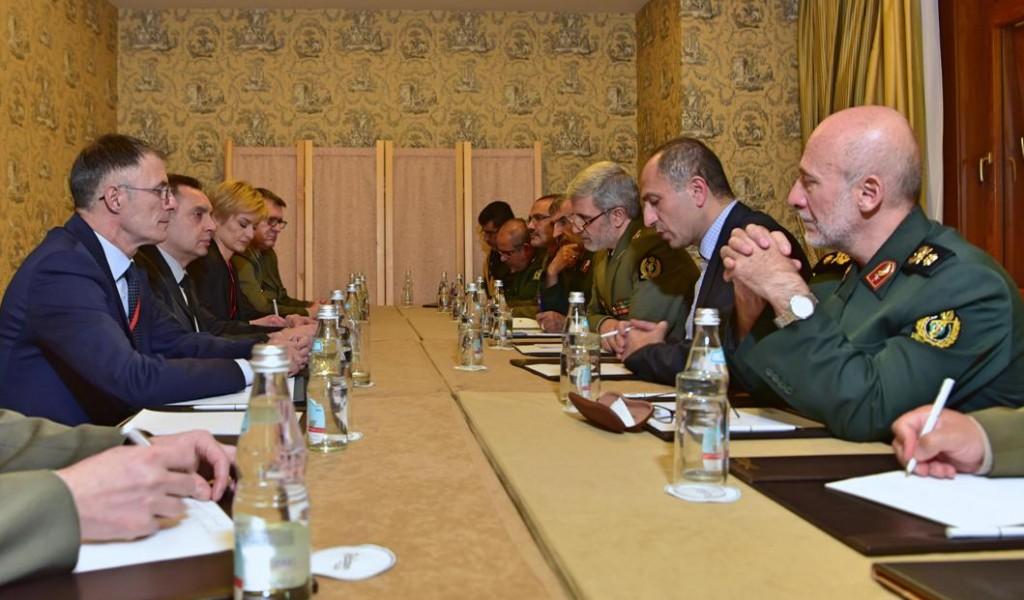 Унапређење сарадње Србије и Ирана