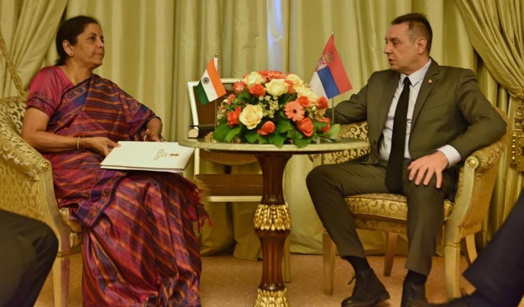 Индија је важан партнер Србије
