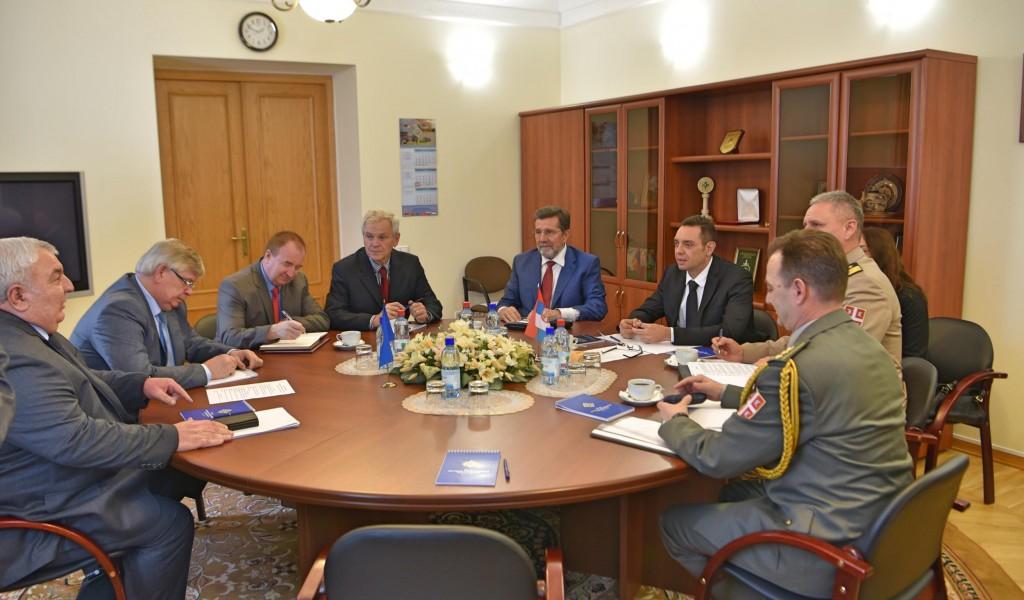 Србија наставља политику војне неутралности