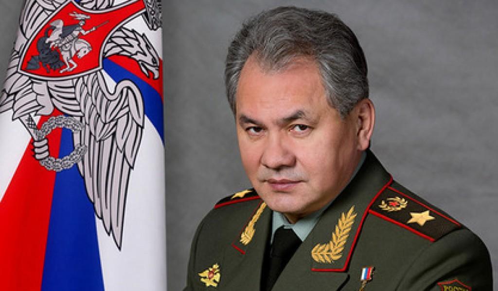 Честитка министра одбране Руске Федерације генерала Сергеја Шојгуа министру Александру Вулину поводом Дана победе