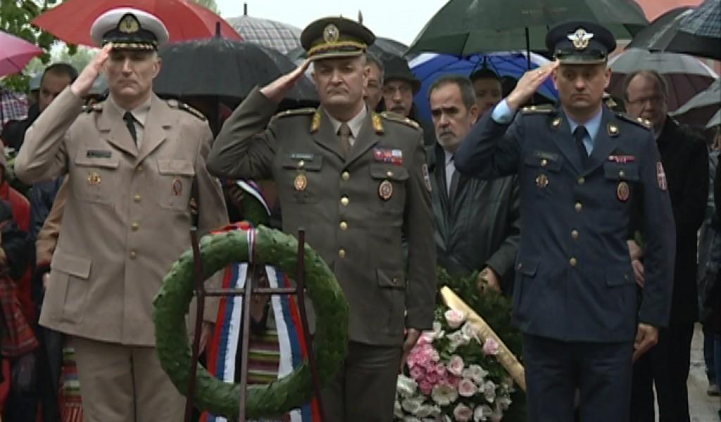 Обележавање 74 годишњице пробоја Сремског фронта