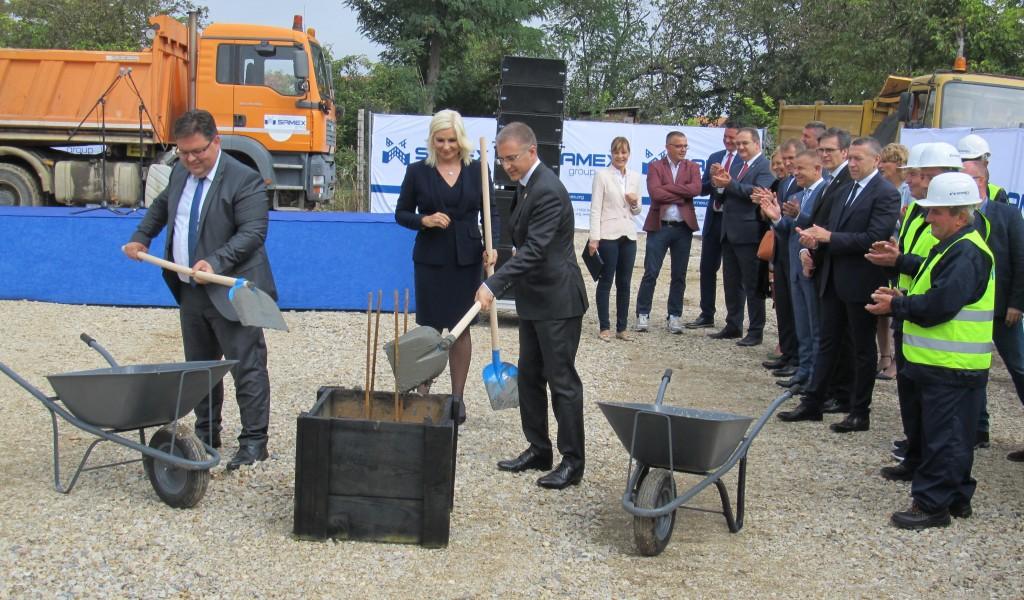 Počela izgradnja stanova za pripadnike službi bezbednosti u Sremskoj Mitrovici