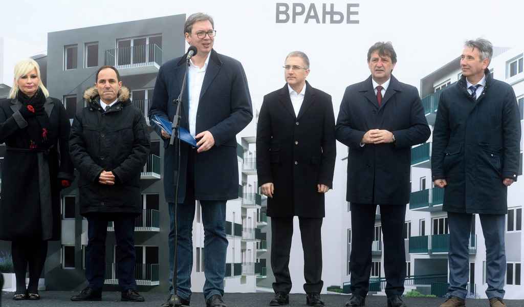 President Vučić We are building a better future for Serbia