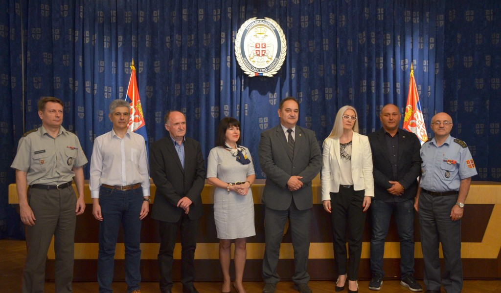 Scholarships for children from the Ministry of Defence and the Serbian Armed Forces