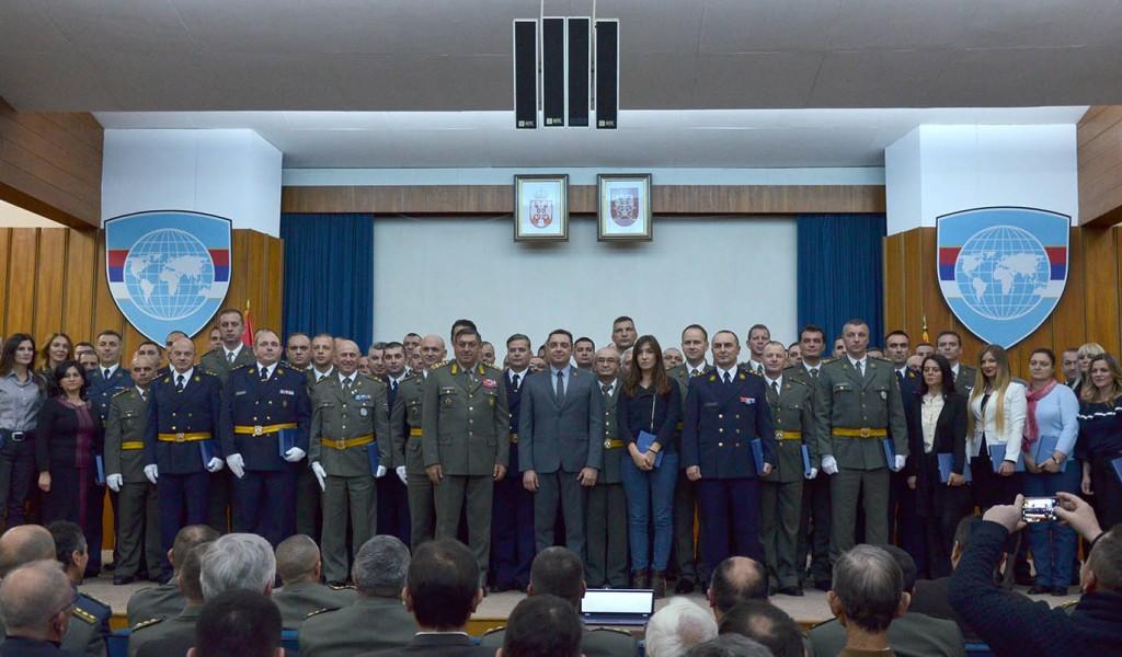 Министар Вулин Мировњаци су пронели славу наших људи