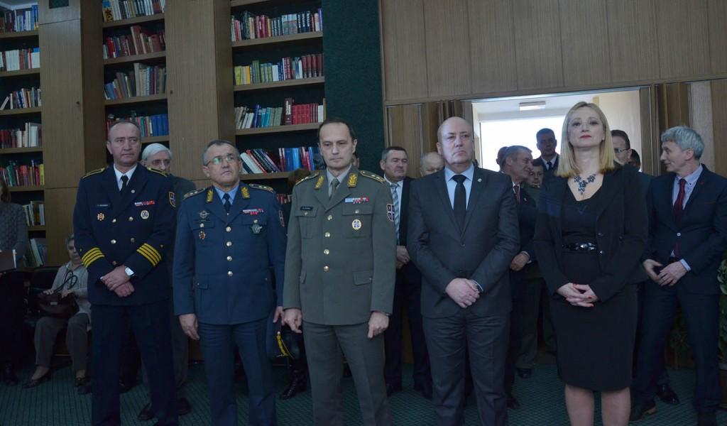 Обележен Дан Института за стратегијска истраживања и Војног архива