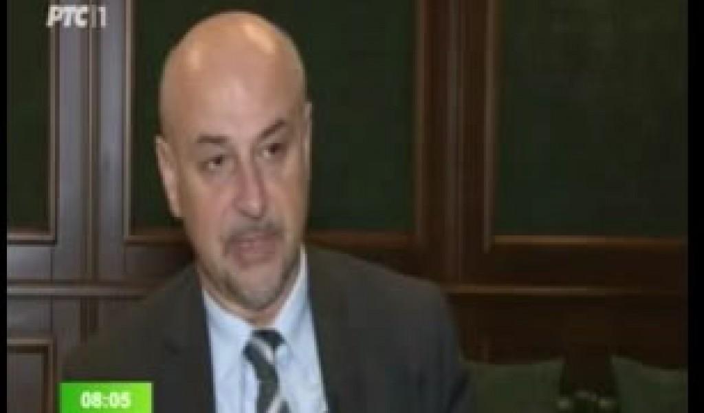 RTS1 Pomoćnik ministra Nenad Miloradović o nabavci aviona iz Rusije