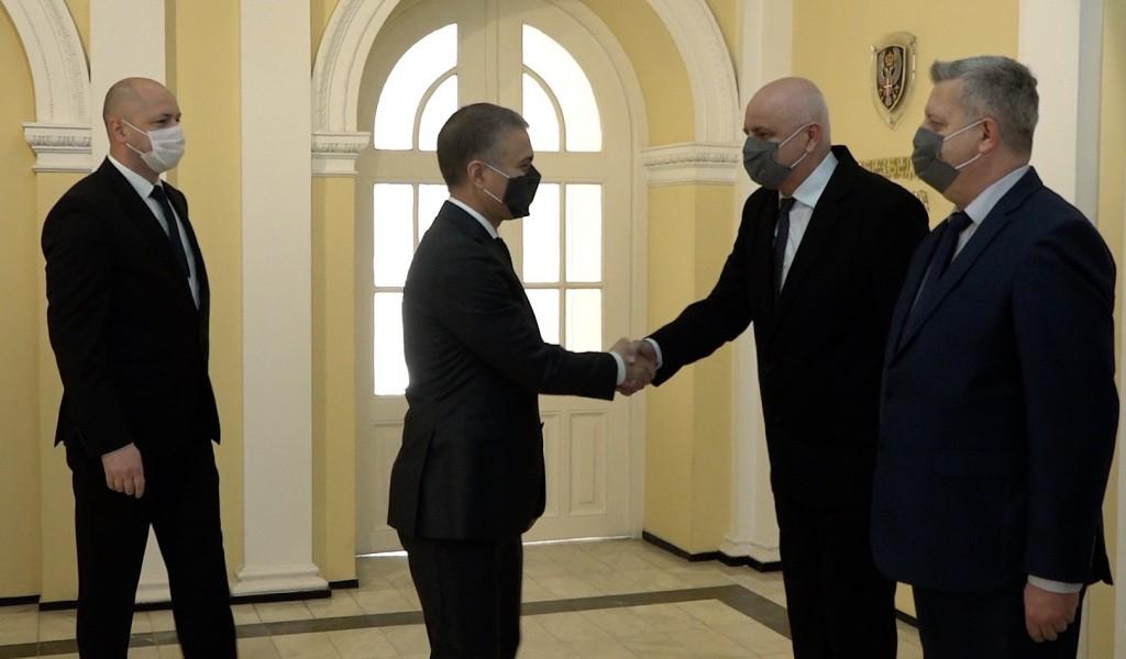 Министар Стефановић посетио Војнобезбедносну агенцију