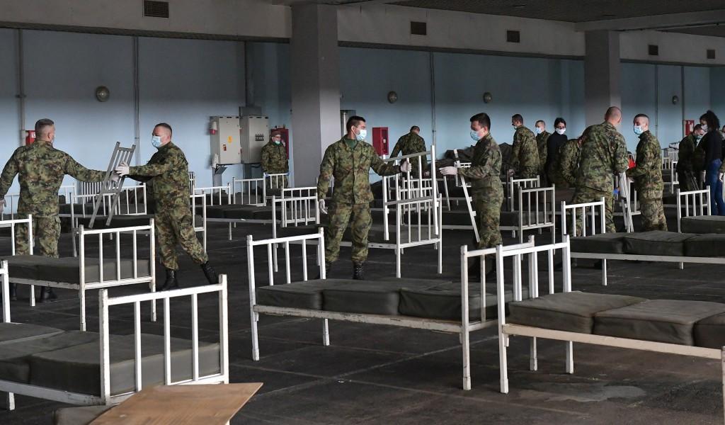 Министар Вулин Држава Србија и грађани Србије могу да се ослоне на своју војску