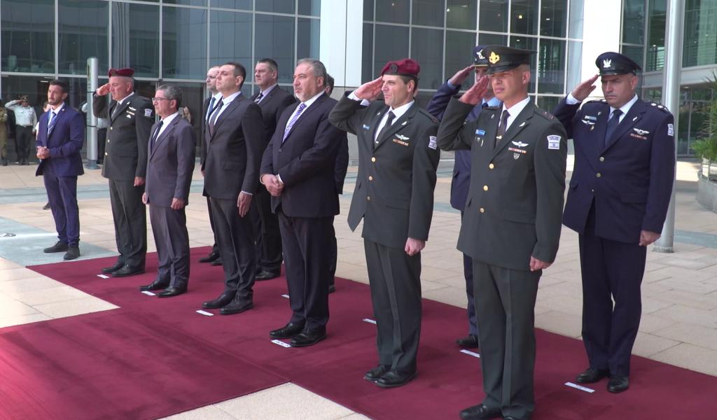 Министар Вулин у посети Израелу