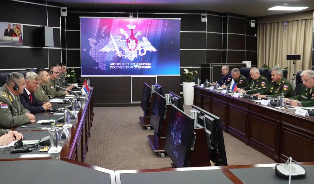 Sastanak ministara Vulina i Šojgua u Moskvi Naša saradnja je na najvišem istorijskom nivou i nikada nije bila sadržajnija