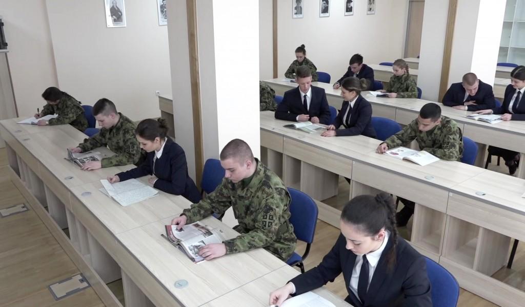 Интернат Војне гимназије пријатно место за учење и живот