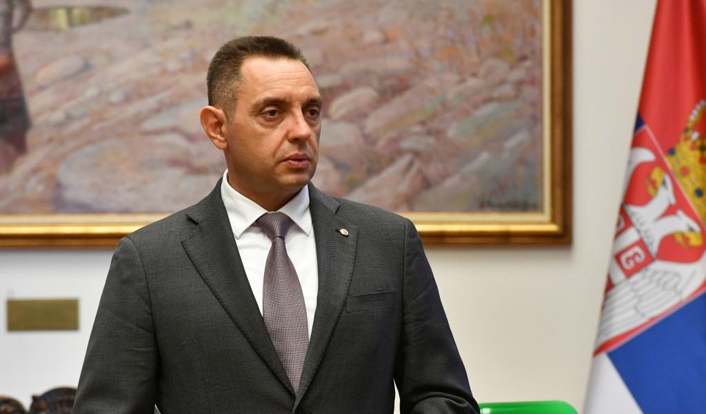 Ministar Vulin Pravedne kazne za šiptarske ratne zločine mogu da učine da se istorija ne ponovi