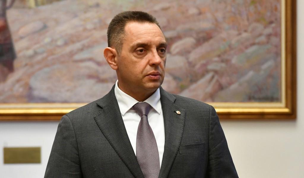 Ministar Vulin Zlo šiptarskih terorista se više ne može skrivati u prijateljstvo Rame se ne može verovati