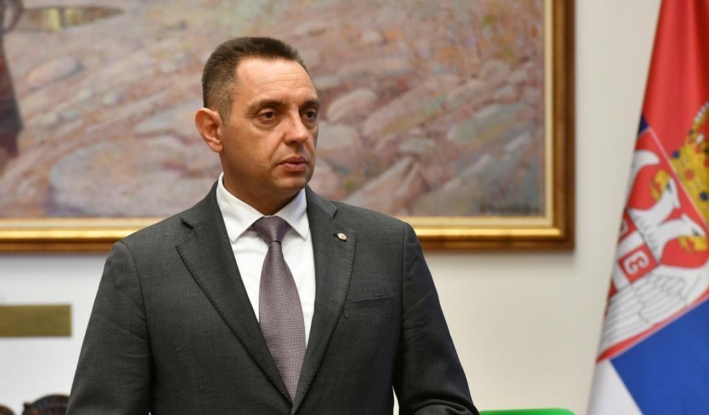 Министар Вулин Олуја је злочин