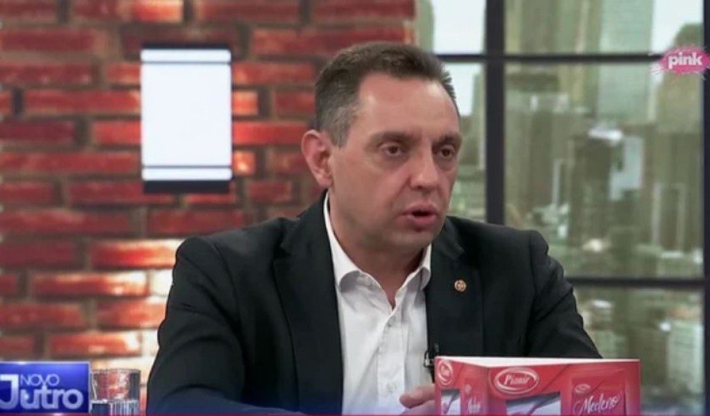 Minister Vulin The aim is complete disempowerment of the Republic of Srpska