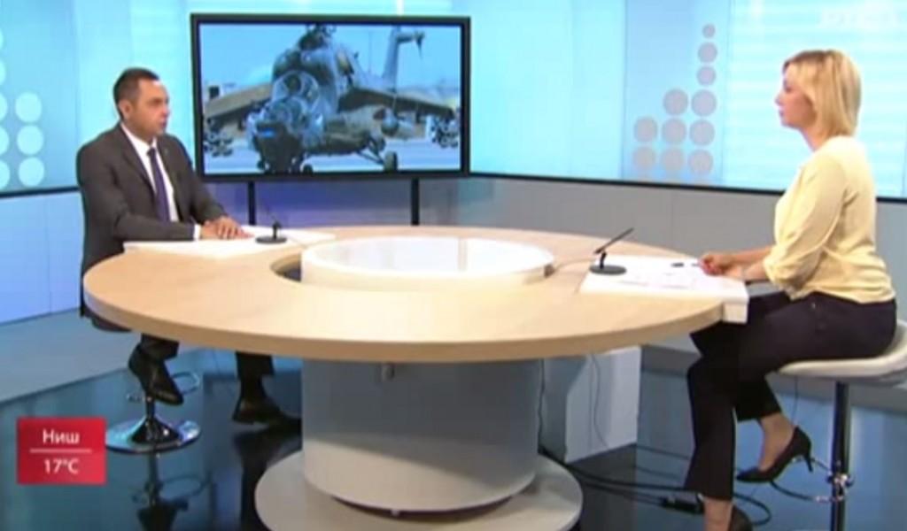 Ministar Vulin Svet će videti Vojsku Srbije na Crvenom trgu