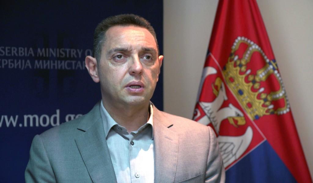 Ministar Vulin Posle četiri godine ne znamo ko je hteo da ubije predsednika Vučića u Srebrenici
