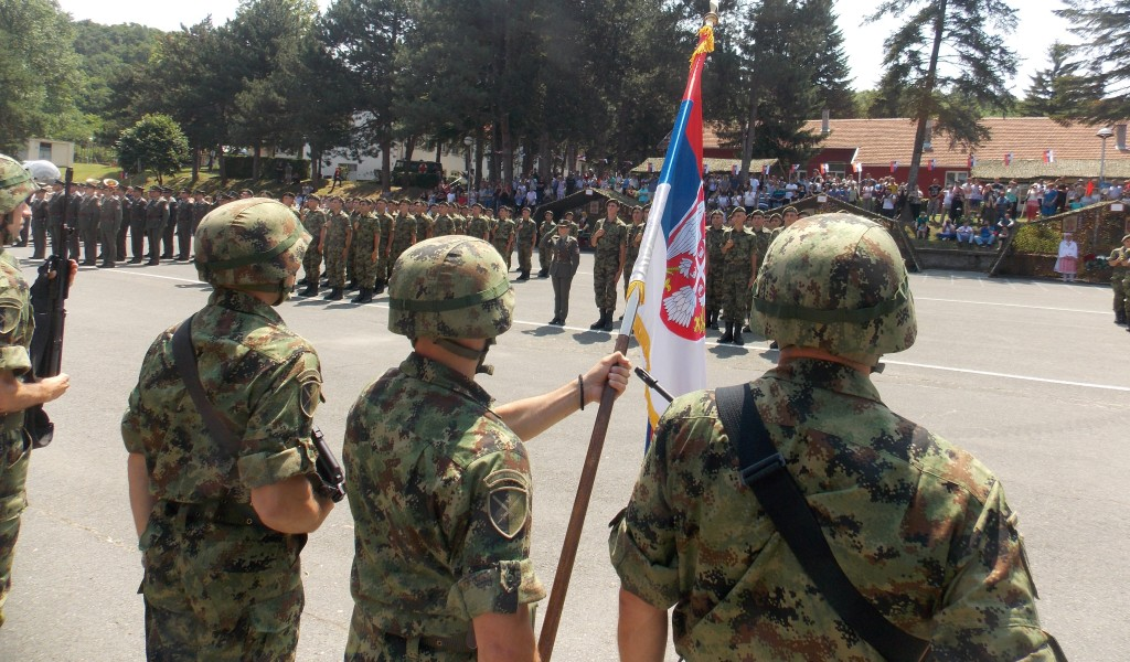 Oath Taking Ceremony Held in Leskovac