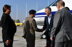 Дочек генералног секретара НАТО