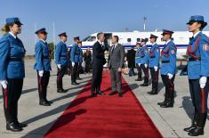 Doček generalnog sekretara NATO