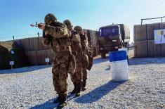 Обука вода за заштиту снага у мировној мисији UNIFIL у Либану